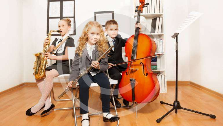 Featuring School of Music in a concert of varied repertoire