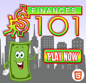 Finances 101 The Game Online!